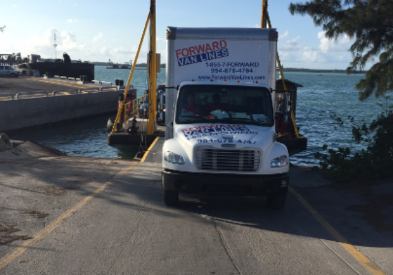 Fisher Island Move