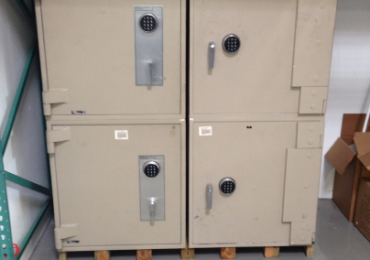 Commercial Safes Move